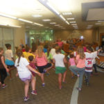 Fitness program gets kids moving at the Abington Community Library