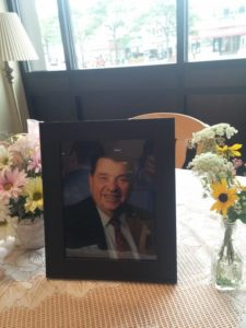 The Gathering Place honors Paul Ford