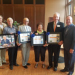 The Greater Scranton Chamber of Commerce recognizes outgoing board members