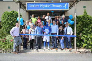 ProCare Physical Therapy opens expanded clinic in S. Abington Twp., celebrates 10-year anniversary