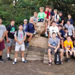 Abington Heights wrestlers attend camp at Penn State University