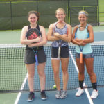Experienced Abington Heights girls tennis team aims for continued success