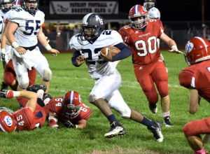 Defending district champion Abington Heights has holes to fill on the gridiron