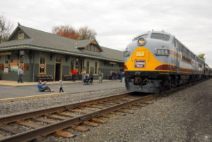 Steamtown National Historic Site offers fall excursions